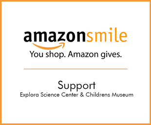 Support Explora by shopping at Amazon Smile