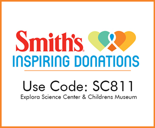 sign up for smiths inspiring donations